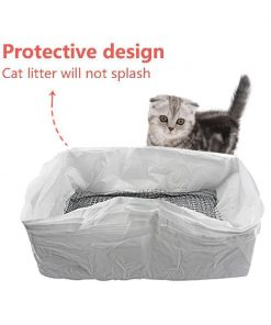 No Hassle Cleaning the litter box with the Reusable Cat Feces Filter Stunning Pets