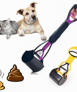 No more collecting feces with Long Handle Pooper Scooper Stunning Pets