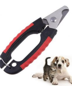 Pet Grooming Scissors Professional Stainless Steel Nail Clipper Stunning Pets B style M