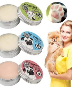 Pet Protection Cream for Cracked Rough Dry Chapped Paws Paw Cream GlamorousDogs