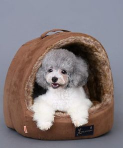 Pet Suede Tent Bed Stunning Pets Yurt M