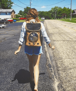 Pet Travel Backpack Stunning Pets