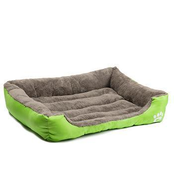 Pet Warming Bed- Limited Edition High Ticket Stunning Pets Green S