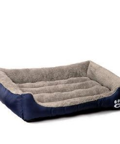 Pet Warming Bed- Limited Edition High Ticket Stunning Pets Navy Blue S