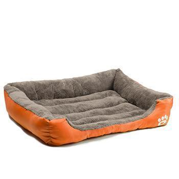 Pet Warming Bed- Limited Edition High Ticket Stunning Pets Orange S