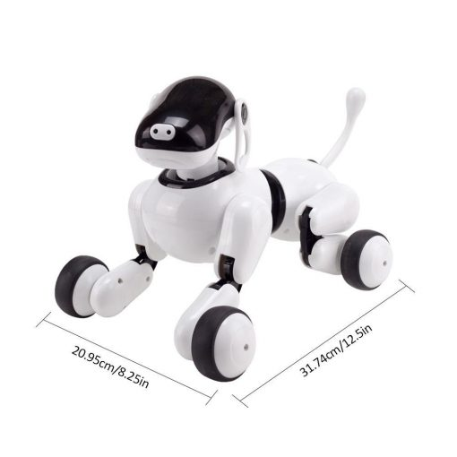 robot dog dimensions