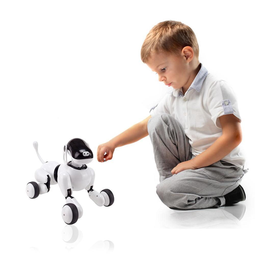 2020 Fully Smart Robot Dog Toy For kids (Wireless control)
