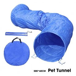 Agility Training Dog Tunnel
