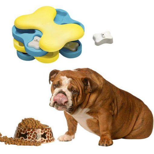 Interactive Treat feeder for dogs