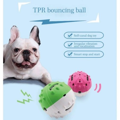 Best Bouncy Dog Ball - Durable Against Strong Chewing Actions 1