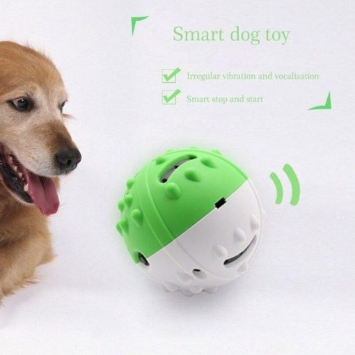 Best Bouncy Dog Ball - Durable Against Strong Chewing Actions 3