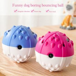 Best Bouncy Dog Ball - Durable Against Strong Chewing Actions 7