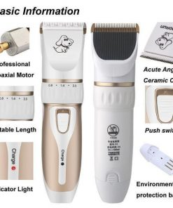 Professional Dog Grooming Clipper |Dog Grooming Kit Stunning Pets