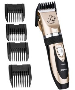 PROGROOMER™: Low Noise Rechargeable Pet Grooming Kit grooming GlamorousDogs