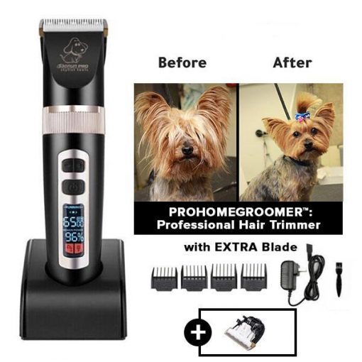 dog hair clippers™: All in 1 Pet Grooming Kit Dog Grooming kit GlamorousDogs