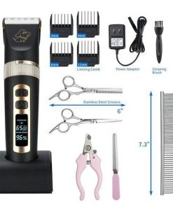 PROHOMEGROOMER™: All in 1 Pet Grooming Kit Dog Grooming kit GlamorousDogs