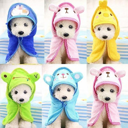 Puppy Super Absorbent High Quality Towel Stunning Pets