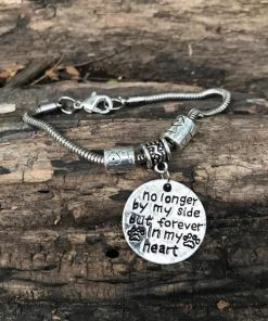 REMEMBER™: Memorial Bracelet for Special Memorial Bracelet GlamorousDogs