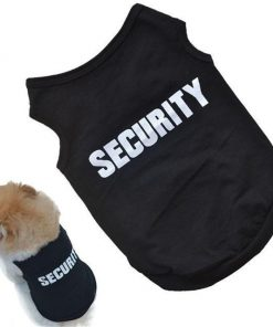 Security: Cute Puppy Clothes| Dog Outfits Stunning Pets as shown L