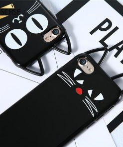Silicone Cat Ear iPhone Case Stunning Pets