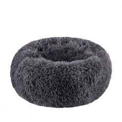 SOFTESTBED™: Soft and Plush Bed for All Pets Glamorous Dogs Shop Gray