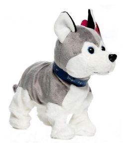 Sound Control Electronic Dog Toy Stunning Pets Husky