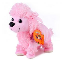 Sound Control Electronic Dog Toy Stunning Pets Poodle