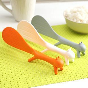 Squirrel Meal Spoon Stunning Pets