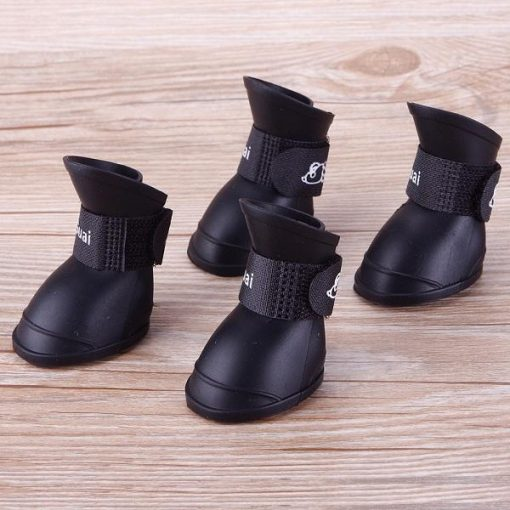 Summer Dog Shoes Stunning Pets Black S