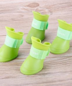 Summer Dog Shoes Stunning Pets Green S