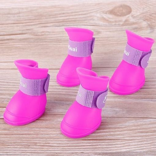 Summer Dog Shoes Stunning Pets Purple S