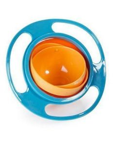 The 360° Rotate Bowl Stunning Pets blue