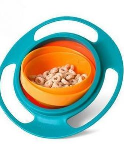 The 360° Rotate Bowl Stunning Pets green