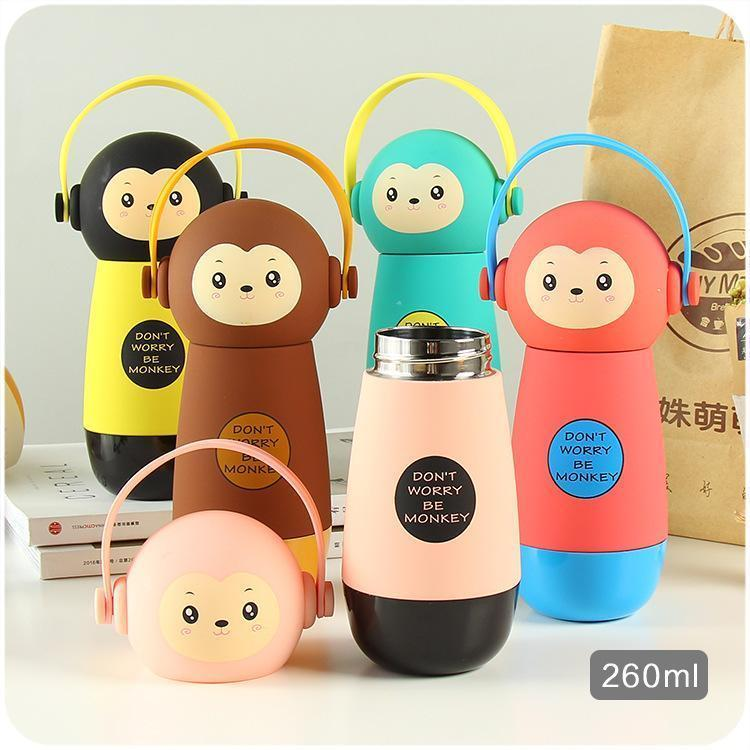 The Cat Insulated Portable Thermos Stunning Pets