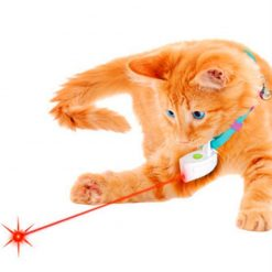 The Cat's Boredom Reliever Laser Collar Stunning Pets