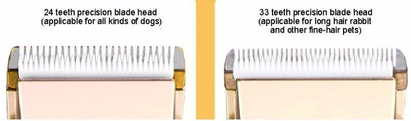 The HOMEGROOMER™ Extra Blades: Wide & Narrow Extra Blades for the HOMEGROOMER. Add-ons Glamorous Dogs Shop - Glamorous Accessories for Your Dog + FREE SHIPPING