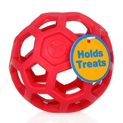 The Pet Food Training Ball Stunning Pets Red M