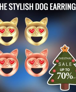 The Stylish Dog Earrings Stunning Pets
