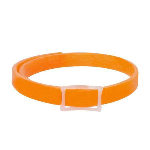 Tick & Flea Collar for Dogs   Free Shipping to be Quality Premium Product. Stunning Pets Orange 60cm