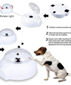 TOYFEEDER™: Fun Automatic Pet Feeder Feeder GlamorousDogs