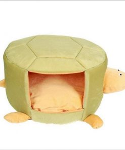 Turtle-shaped Pet Bed Stunning Pets