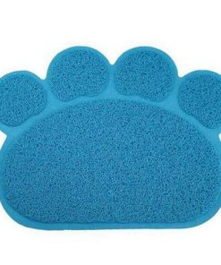 Ultra Clean Paw Shape Mat Stunning Pets 3 One Size