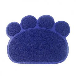 Ultra Clean Paw Shape Mat Stunning Pets 7 One Size
