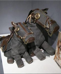 Unique Personality Horse/Pony Shaped Bag Stunning Pets