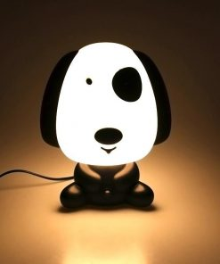 USB Rechargeable Cute Dog Nightlight | Best Gift for Dog Lovers Dog Light GlamorousDogs