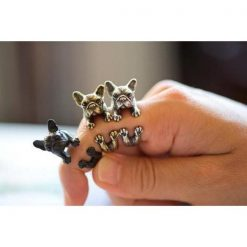Vintage Fashionable Pet Ring for Women   Best Gift for Pet Lovers August Test GlamorousDogs