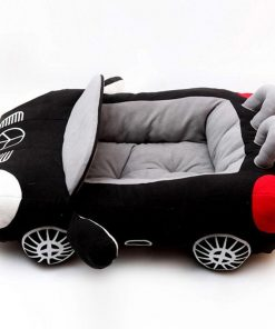 VROOM™: Speedy Car-shaped Pet Bed Home accessories Stunning Pets