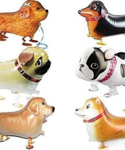 Walking Dog Balloons Stunning Pets