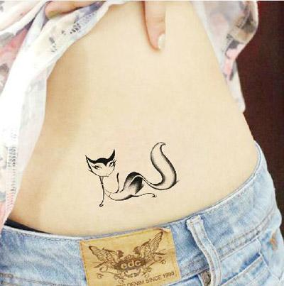 Waterproof temporary Cute tattoos Stunning Pets SYA076