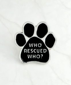 Who Rescued Who? Rescue Campaign GlamorousDogs